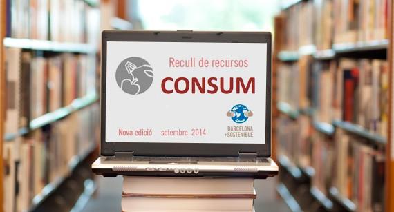 Llistat de recursos sobre consum