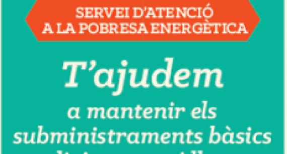 Servei d'atenció a la pobresa energètica