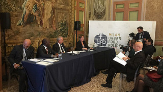 Barcelona signarà el Pacte de Polítiques Alimentàries a Milà per crear una xarxa de ciutats en favor de l'alimentació saludable i el consum responsable