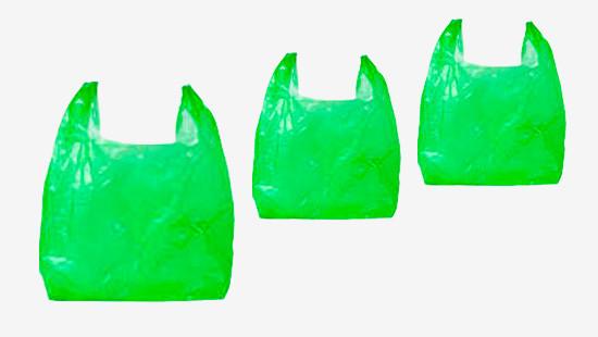 Bosses de plàstic d'un sol ús