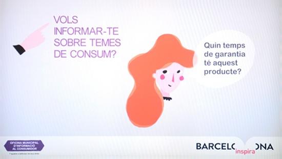 Informació sobre temes de consum