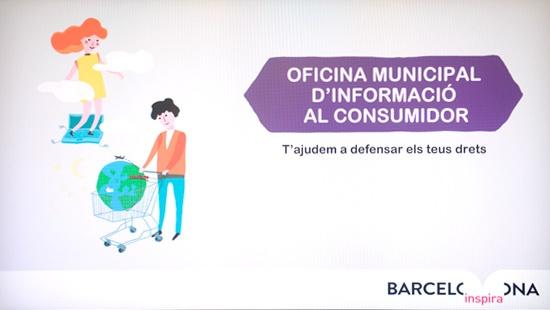 L'Oficina Municipal d'Informació al Consumidor ajuda a defensar els drets dels consumidors.