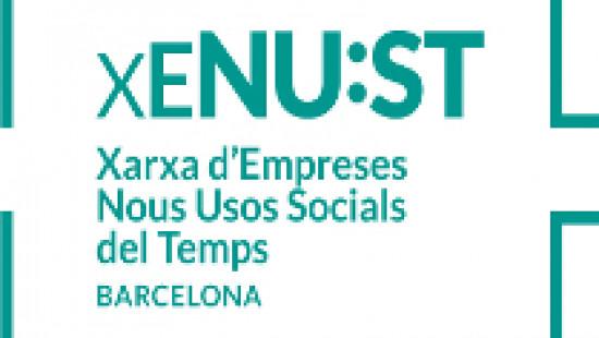 """Jornada anual de la Xarxa NUST (Nous Usos Socials del Temps) """"10 anys treballant en xarxa: de la conciliació a la responsabilitat social de les cures"""""""