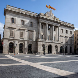 Barcelona City Council Government action