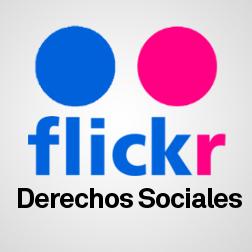 Flickr Derechos Sociales