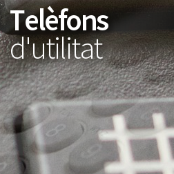 TELÈFONS D'UTILITAT