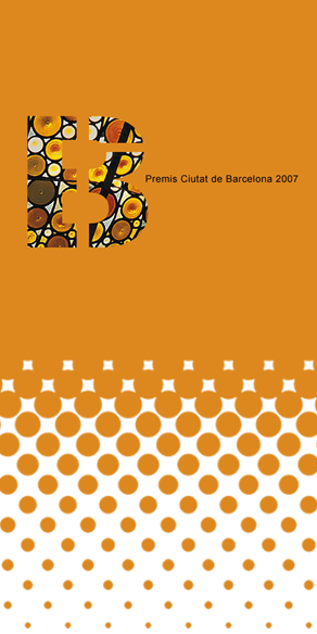 Premis Ciutat de Barcelona 2007