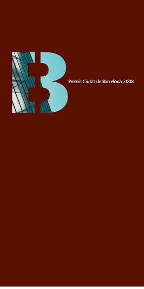 Premis Ciutat de Barcelona 2008