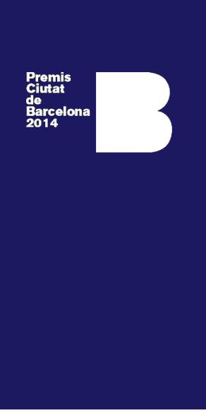 Premis Ciutat de Barcelona 2014