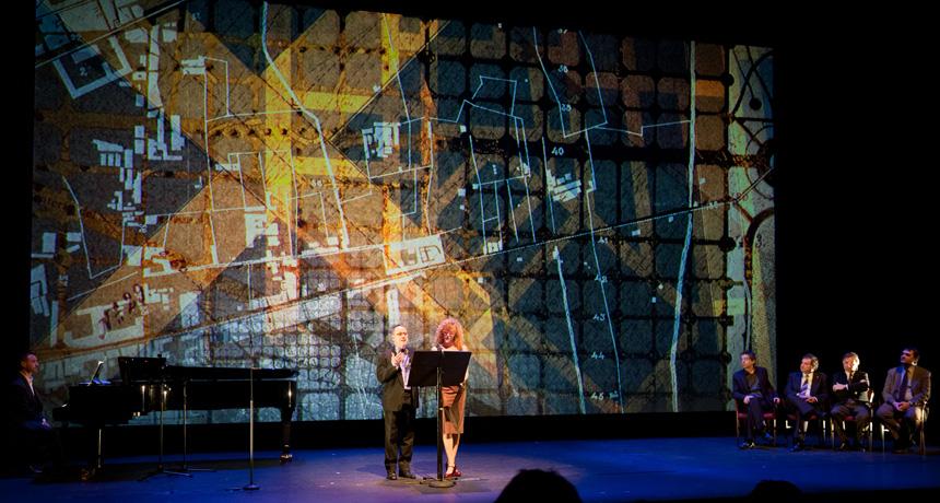 Acte de lliurament Premis Ciutat de Barcelona 2009