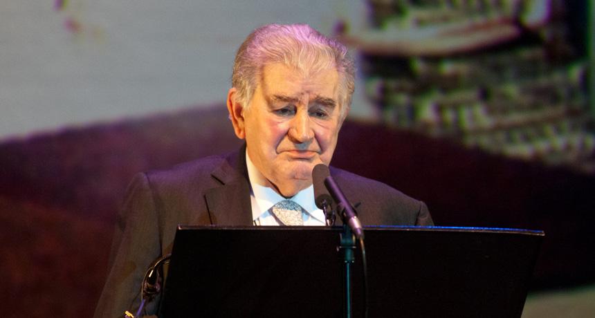 Antonio Gamoneda - Premi Ciutat de Barcelona de Literatura en llengua castellana 2009