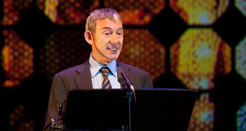 Enric González - Premi Ciutat de Barcelona de Mitjans de comunicació 2009