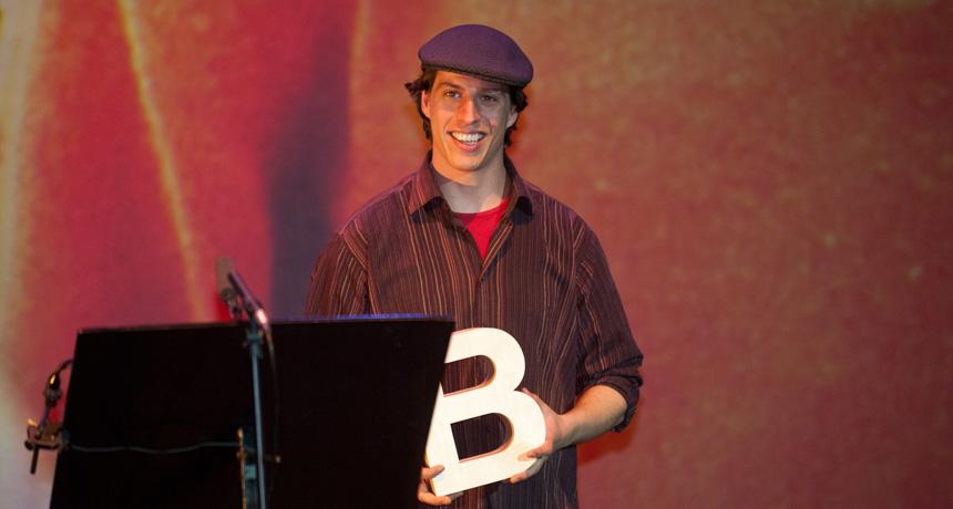 Blai Mateu - Premi Ciutat de Barcelona de Teatre 2009