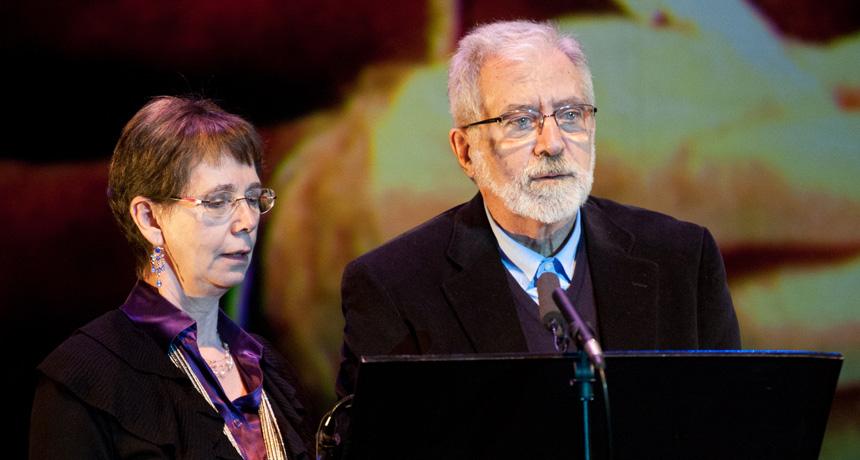 Josep Rius Camps i Jenny Read Heimerdinger - Premi Ciutat de Barcelona de Traducció en llengua catalana 2009