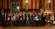 Guardonats - Premis Ciutat de Barcelona de 2011
