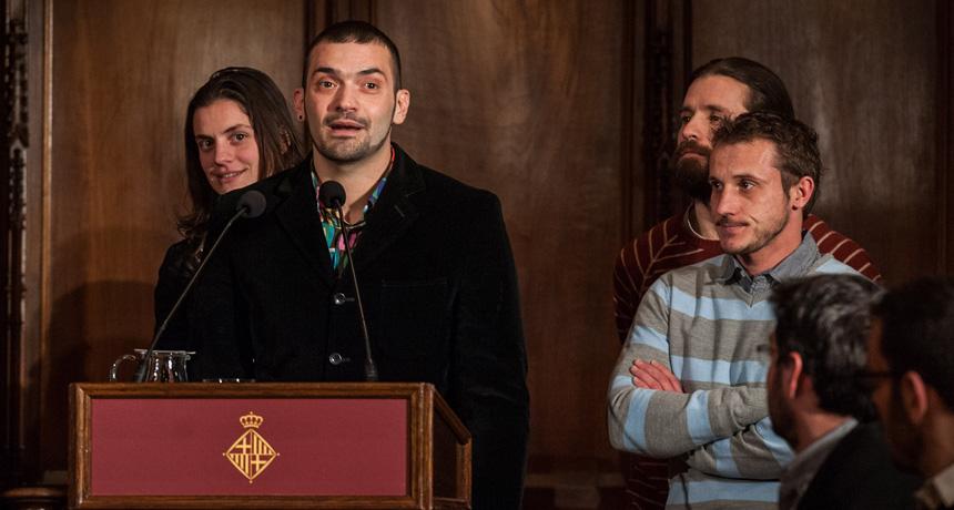 """Compañía de Circo """"eia"""" - Premi Ciutat de Barcelona de Circ 2011"""