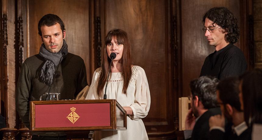 Telenoika - Premi Ciutat de Barcelona de Creativitat i innovació 2011
