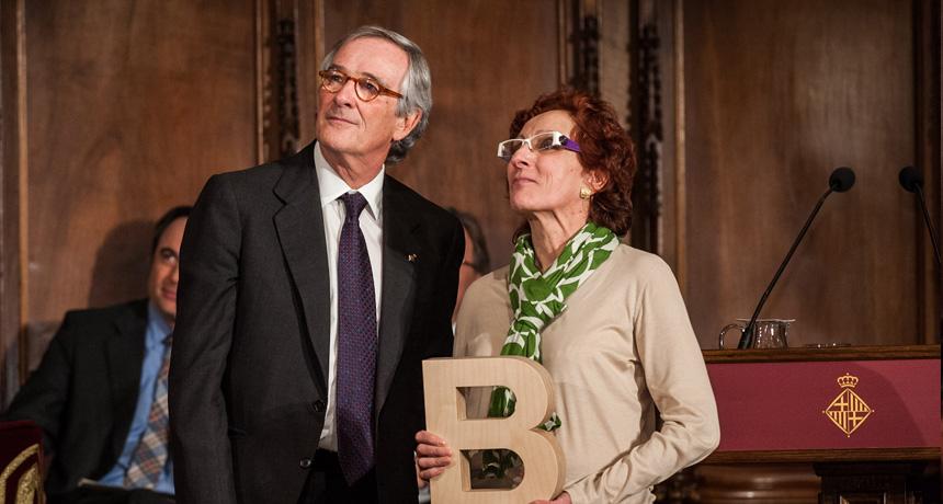 Núria Mirabet i Cucala - Premi Ciutat de Barcelona de Traducció en llengua catalana 2011