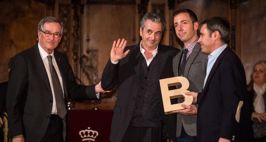 Filmin - Premi Ciutat de Barcelona de Creativitat i innovació 2012