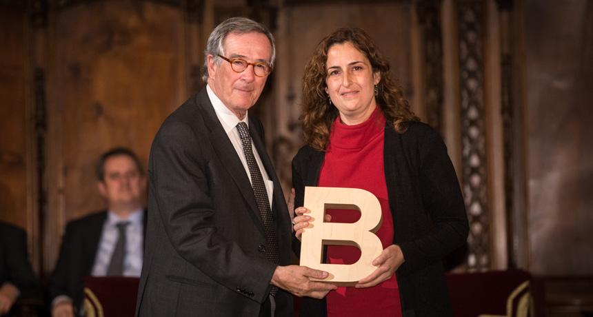 Premi Ciutat de Barcelona de Dansa 2012