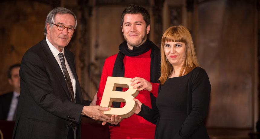 Associació Cultural Monogràfica - Premi Ciutat de Barcelona de Disseny 2012