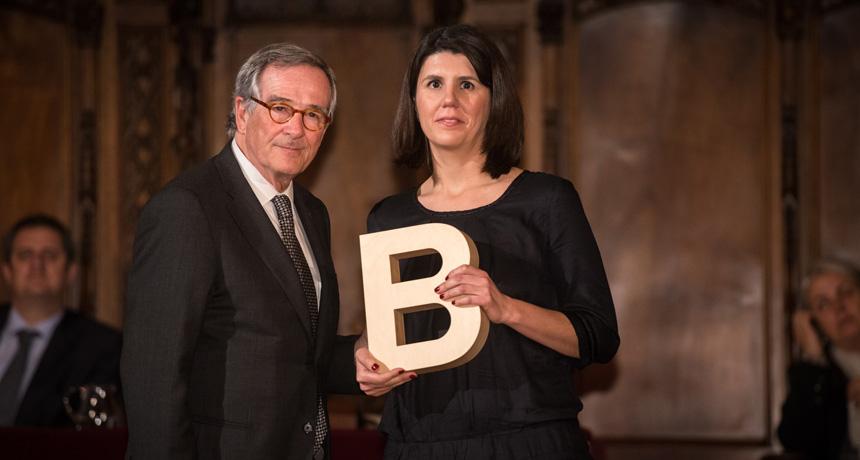 Mireia Comas Via - Premi Ciutat de Barcelona Agustí Duran i Sanpere d'Història de Barcelona 2012