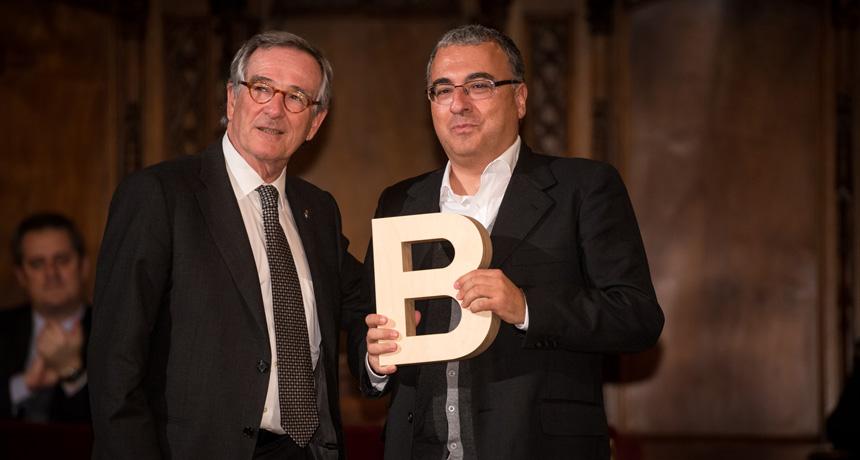 Roderic Guigó - Premi Ciutat de Barcelona d'Investigació científica 2012