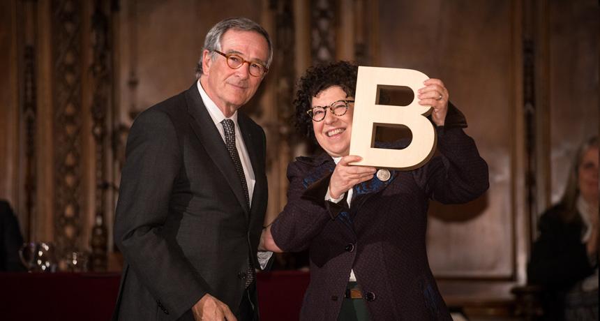 Josefa Contijoch - Premi Ciutat de Barcelona de Literatura en llengua catalana 2012