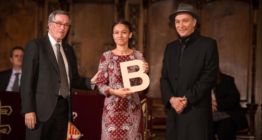 Associació Marató de l'Espectacle - Premi Ciutat de Barcelona de Projecció internacional de la ciutat de Barcelona 2012