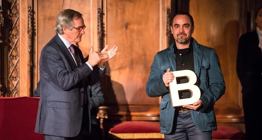Roberto Oliván - Premi Ciutat de Barcelona de Dansa 2013
