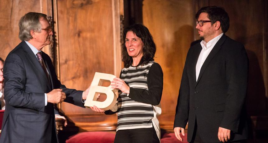 Albert Adrià - Premi Ciutat de Barcelona de Gastronomia 2013