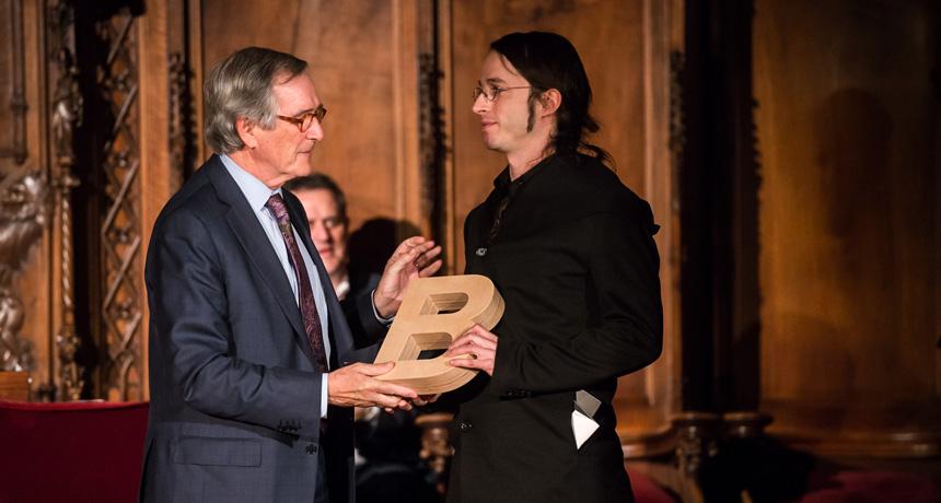 Pere Capellà Simó - Premi Ciutat de Barcelona Agustí Duran i Sanpere d'Història de Barcelona 2013