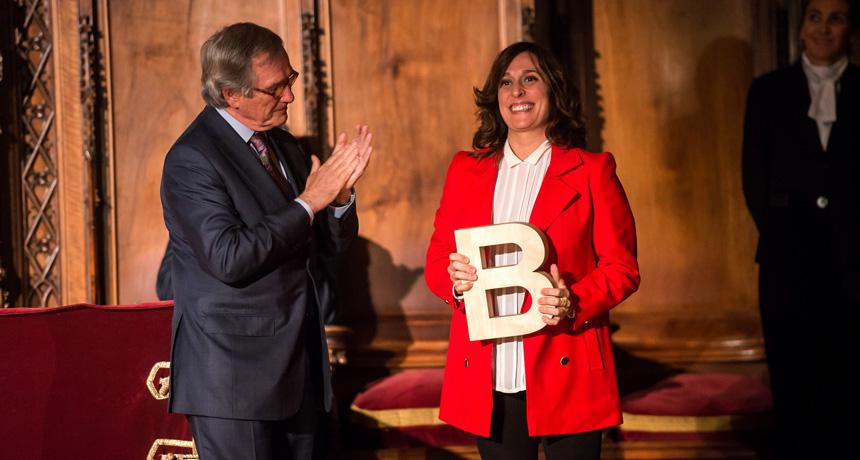 Clara Segura - Premi Ciutat de Barcelona de Teatre 2013