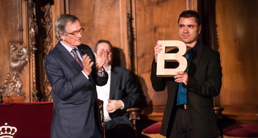 Jordi Martín Lloret - Premi Ciutat de Barcelona de Traducció en llengua catalana 2013