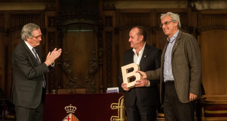 Estudi BCQ (David Baena i Toni Casamor) - Premi Ciutat de Barcelona d'Arquitectura 2014