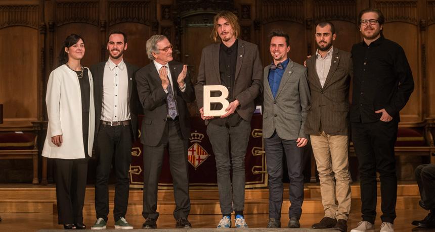 Domestic Data Streamers - Premi Ciutat de Barcelona de Disseny 2014