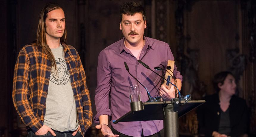 Za! - Premi Ciutat de Barcelona de Música 2015