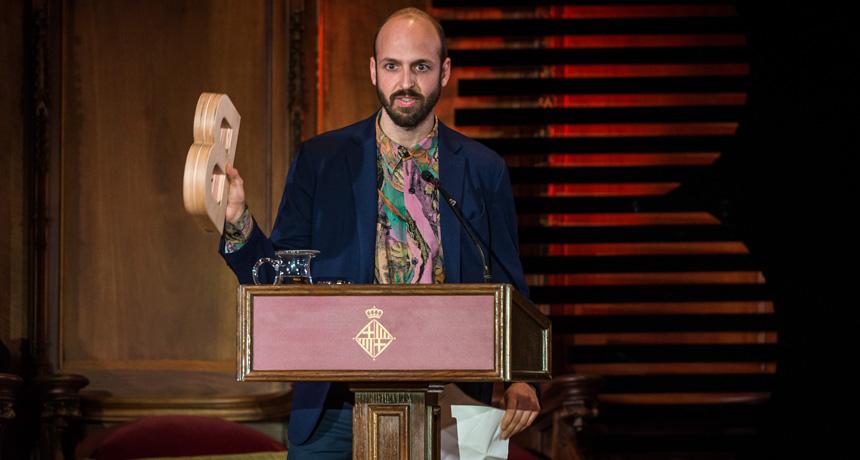 Antoni Hervàs - Premi Ciutat de Barcelona d'Arts Visuals 2016