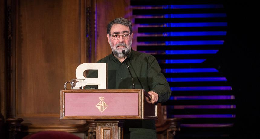 Joan Fontcuberta - Premi Ciutat de Barcelona d'Assaig, ciències socials i humanitats 2016