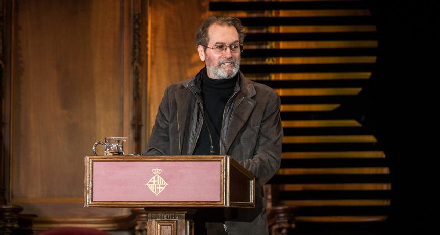 Andreu Missé - Premi Ciutat de Barcelona de Mitjans de Comunicació 2016