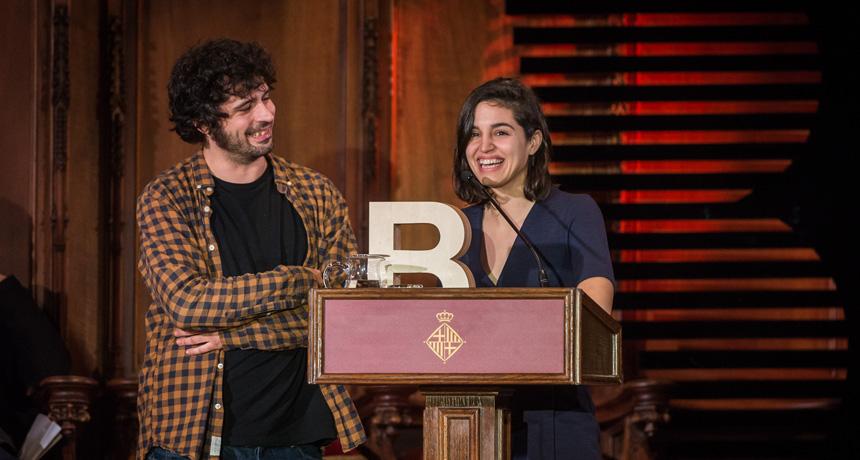 Maria Arnal i Marcel Bagés - Premi Ciutat de Barcelona de Música 2016