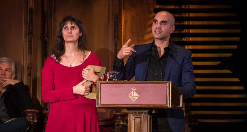 Agrupación Señor Serrano - Premi Ciutat de Barcelona de Teatre 2016
