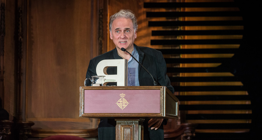 Miquel Desclot - Premi Ciutat de Barcelona de Traducció 2016