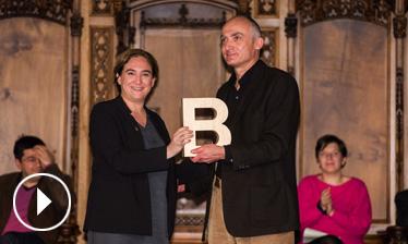 Video - Josep Maria Esquirol - Premi Ciutat de Barcelona d'Assaig 2015