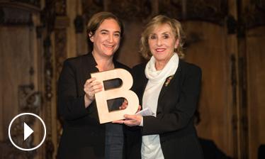 Video - Premi Ciutat de Barcelona de Literatura Castellana 2015