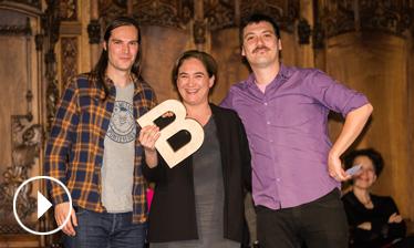 Video - Za! - Premi Ciutat de Barcelona de Música 2015