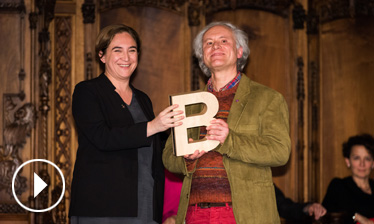 Video - Sr. Ramon Monton i Lara - Premi Ciutat de Barcelona de Traducció en llengua catalana 2015
