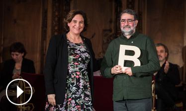 Video - Joan Fontcuberta - Premi Ciutat de Barcelona d'Assaig, ciències socials i humanitats 2016