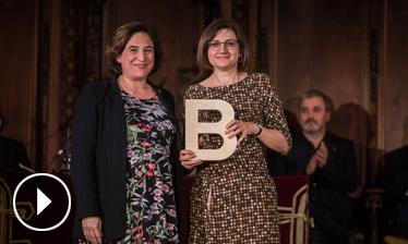 Video - Dra. Carme Rovira Virgili - Premi Ciutat de Barcelona de Ciències Experimentals i Tecnologia 2016