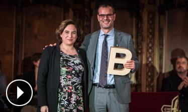 Video - Dr. Salvador Aznar Benitah - Premi Ciutat de Barcelona Ciències de la Vida 2016
